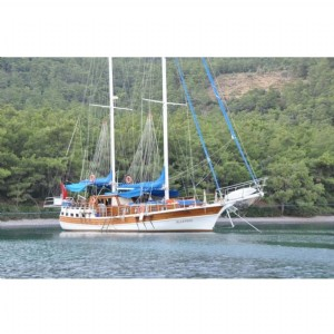 H624 - Yacht Charter Turkey 12 person High class Gulet