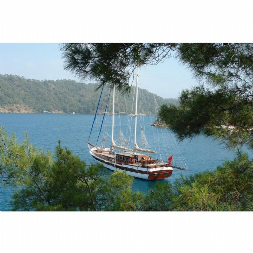 L599 - Yacht Charter Turkey 10 person Luxury Gulet