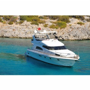 M390 - Motoryacht Charter Turkey 8 person Luxury