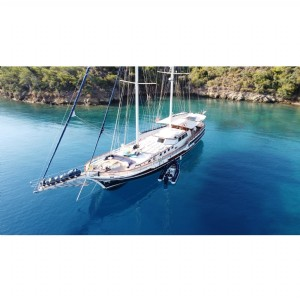 D515 Deluxury Gulet Yacht for 10 Person